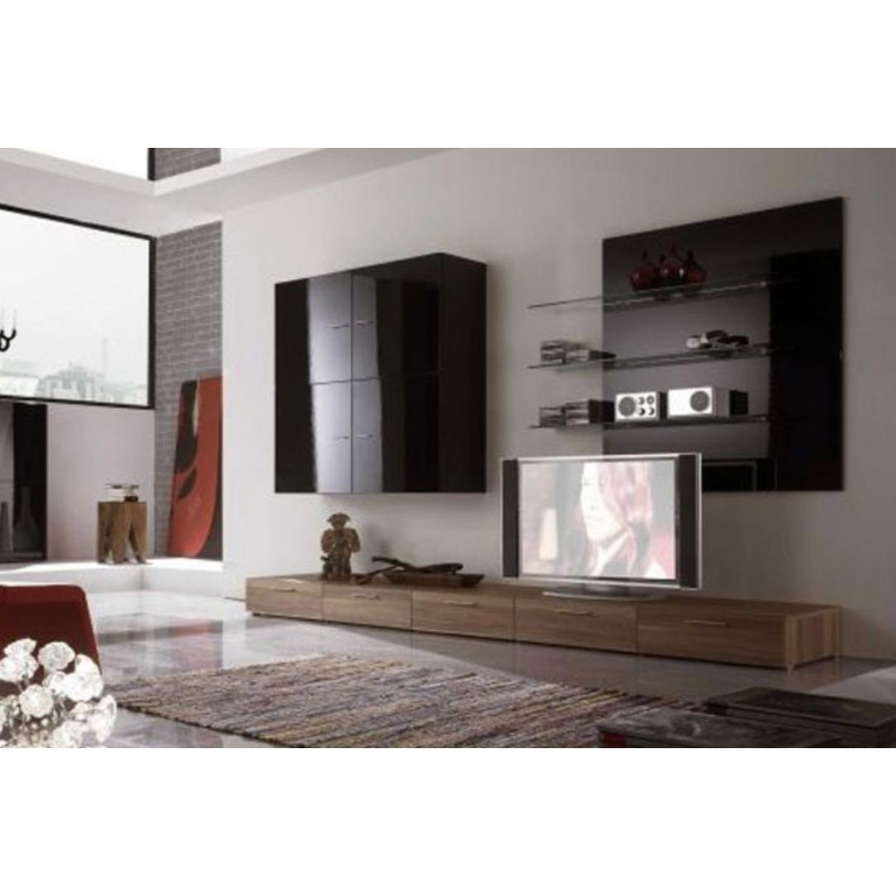 tv unitesi k tasar m unite 300 cm. Black Bedroom Furniture Sets. Home Design Ideas