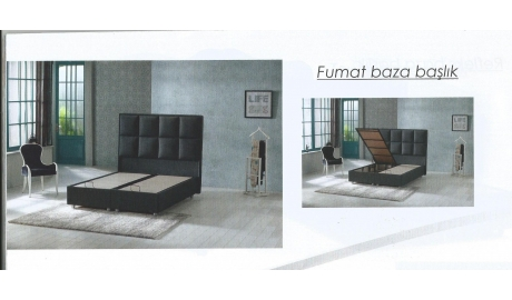 120*200 BAZA ve BAŞLIK SET FUMAT